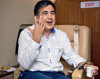 Саакашвили: Путин лично планирует все спецоперации и даже знает фамилии оперов