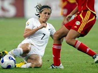 Женский футбол побил рекорд «Фукусимы» в Twitter