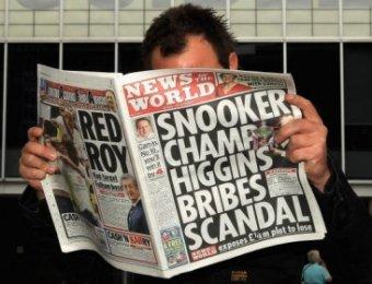 Самый тиражный таблоид мира закроется после скандала с прослушиванием. Экс-редактор арестован