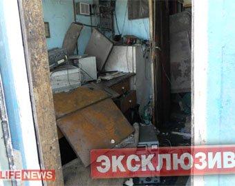 """Life News публикует первые фото изнутри """"Булгарии"""""""