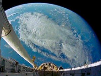 На МКС установят web-камеры: теперь каждый желающий может увидеть себя из космоса