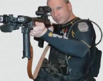 СМИ нашли интернет-дневник террориста Брейвика
