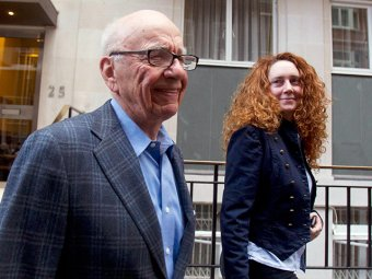 В Лондоне арестовали помощницу медиамагната Руперта Мердока