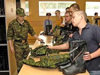 СМИ: в российскую армию перестали призывать чеченцев