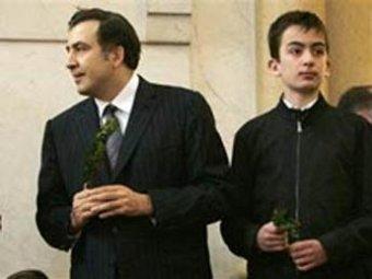 Сын Саакашвили попал в книгу рекордов Гиннеса