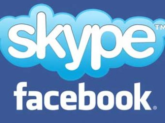 Facebook запускает видеочат на базе Skype
