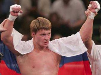 Российский боксер Поветкин стал чемпионом мира в супертяжелом весе