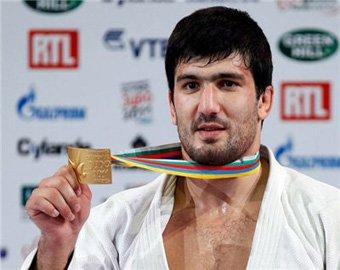 Тагир Хайбулаев стал чемпионом мира по дзюдо