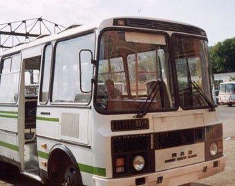 В Калуге пьяный школьник угнал автобус