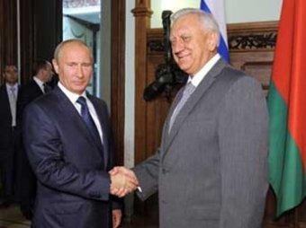 Путин согласился предоставить Белоруссии скидки на российский газ