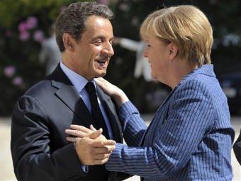 Меркель и Саркози решили превратить Евросоюз в одно государство