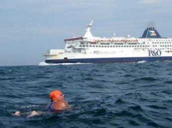 70-летний британец побил мировой рекорд, переплыв Ла-Манш
