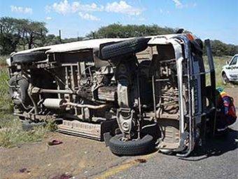 Автобус с российскими туристами перевернулся в Турции: 15 пострадавших