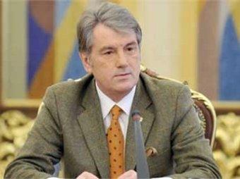 Допрос Ющенко собрал аншлаг в Печорском суде