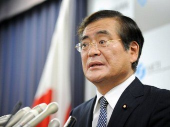 Японский министр экономики ушел в отставку из-за шутки про радиацию