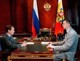 В Кремле прокоомментировали отставку Прохорова