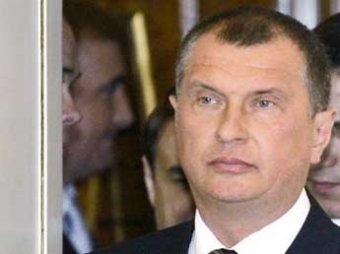Охрана не пустила вице-премьера Сечина и министра Шматко на инвестиционный форум в Сочи
