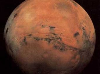Найдено подтверждение возможности существования жизни на Марсе