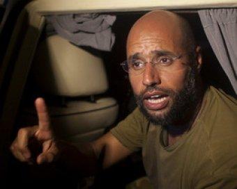 Сын Каддафи возглавил сопротивление, пообещав отомстить за отца