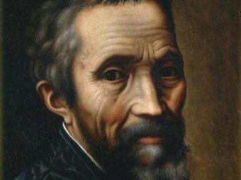В Италии найден уникальный автопортрет Микеланджело