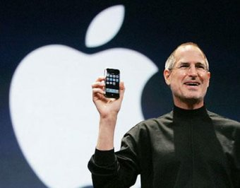 В США на 57-м году жизни скончался основатель Apple Стив Джобс