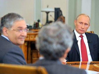 Путин признал, что рокировка с Медведевым была задумана еще 4 года назад
