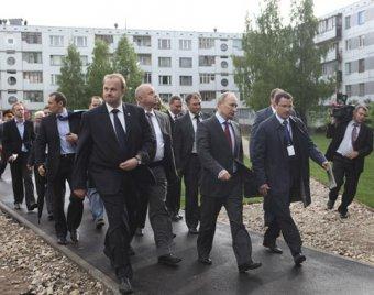 Жителям Новосибирска к приезду Путина рекомендовали «зашторить окна и не выглядывать»
