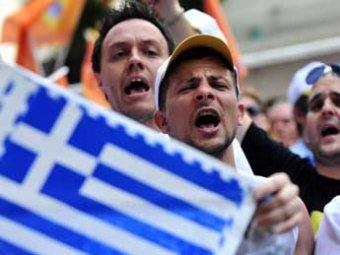 Греция может быть исключена из Еврозоны к 4 декабря