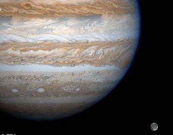 Пропавшая планета в солнечной системе