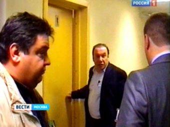 Скандальное задержание Виктора Батурина попало в Интернет