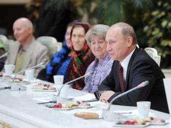 СМИ: обещание Путина пенсионерам потребует введения новых налогов
