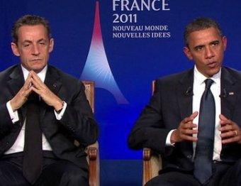 Скандал на саммите G20: Саркози признался Обаме о неприязни к премьеру Израиля