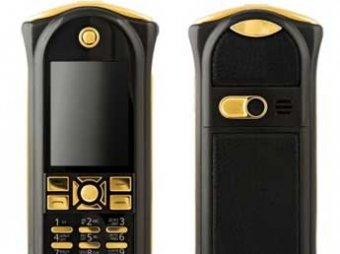 В России выпущен телефон за 179 тысяч рублей