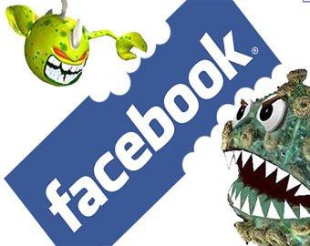 Хакеры запустили порновирус на Facebook