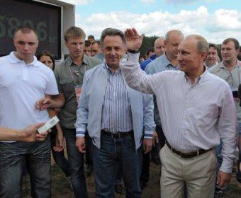 """СМИ: в путинский бюджет вложили 200 млрд на предвыборные """"подачки"""""""