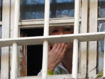 Здоровье Тимошенко все хуже: она не в состоянии подняться с кровати