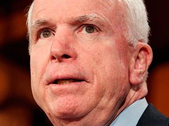 Сенатор Маккейн ответил на критику «дорогого Влада»
