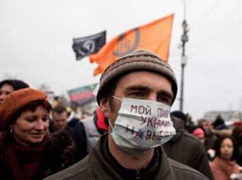 Оппозиция подала заявку на 50-тысячный митинг 24 декабря