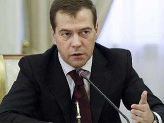 Медведев поручил к февралю разработать закон о прямых выборах губернаторов