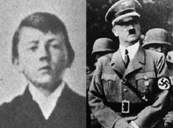 Историки: Гитлер в детстве едва не утонул, но был спасен - Новости ...