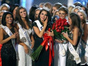 """Новой """"Мисс Америка"""" стала дочь заключенного"""