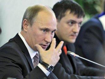 """Путину не нравится отмена Медведевым """"зимнего времени"""": ему тоже тяжело вставать по утрам"""