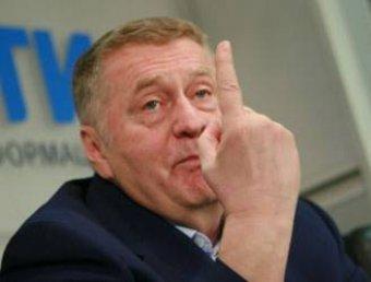Скандал: Жириновский в эфире оскорбил жителей Урала, Ельцина и Горбачева