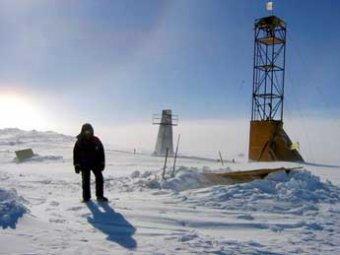 СМИ: на озере в Антарктиде могла сохраниться база Гитлера