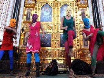 Панк-акция в храме Христа Спасителя закончилась уголовным делом