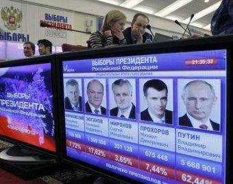 Обработано уже 99% протоколов: удивил Прохоров