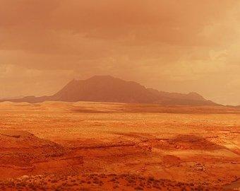 Ученые уверены, что жизнь зародилась на Марсе