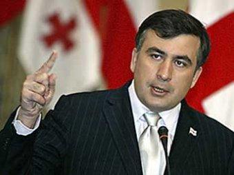 Саакашвили заявил, что с Путиным у России нет будущего
