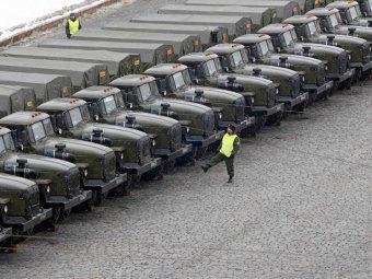 Блогеры: центр Москвы перевели будто на осадное положение