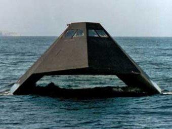 США выставили на аукцион уникальный боевой корабль–невидимку